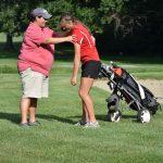 Girls Golf vs Norwell & Heritage