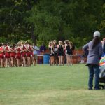 Girls XC at New Haven Invite