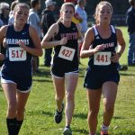 Girls Cross Country ACAC