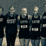 Girls XC Sectional