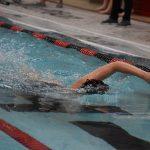 Girls Swimming vs Huntington North