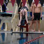 Girls Swim vs Jay County