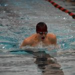 Boys Swimming vs Manchester