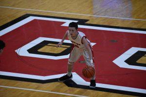 JV Boys Basketball vs Bellmont