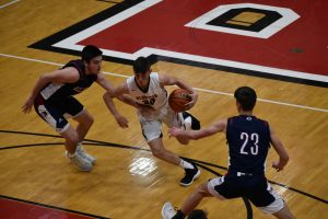 Boys Varsity Basketball vs Bellmont