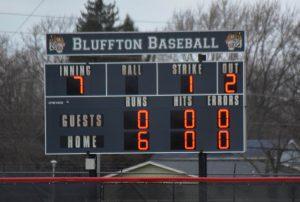 Varsity Baseball vs. Blackford