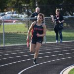 Girls Varsity Track vs Jay County