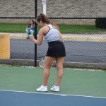 Varsity Tennis vs New Haven