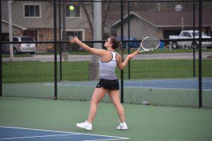 Varsity Tennis vs New Haven