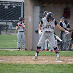 JV Baseball vs Columbia City