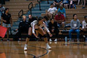 Varsity Volleyball vs. Wabash