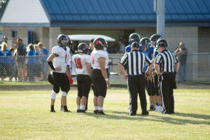 Varsity Football vs. Northfield