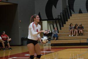 Varsity Volleyball vs. Blackford