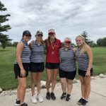 Girls Varsity Golf finishes 3rd place at Bi-County