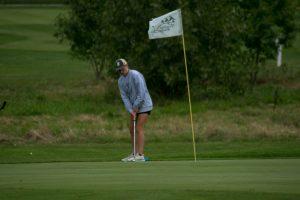 Lady Tiger Golf Bi-County Meet