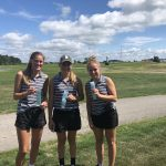 Girls Varsity Golf finishes 3rd place at ACAC