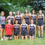 Girls Varsity Cross Country finishes 3rd place at South Adams Inv