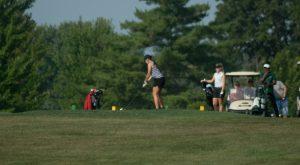 Girls Varsity Golf Sectional 2019