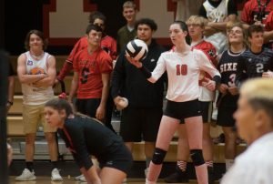 Varsity Volleyball vs. AC