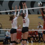 Varsity Volleyball vs. Eastbrook