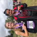 Bluffton Girls Varsity Cross Country finishes 13th place at New Haven Inv