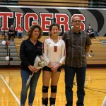 Varsity Volleyball vs North Side-Senior Night