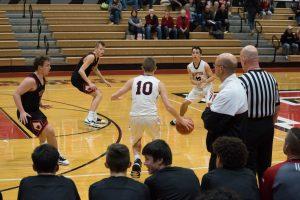 Boys Varsity Basketball Scrimmage vs. Huntington