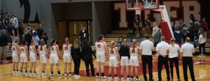 Girls Varsity Basketball vs. South Adams