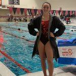 Girls Varsity Swimming beats Muncie Burris 114 – 71