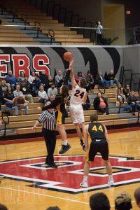 Varsity Boys Basketball vs. South Adams