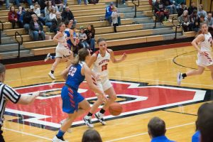 Girls Varsity Basketball vs. Southern Wells