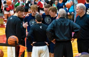 Boys Varsity Basketball vs. Norwell