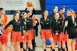 Varsity Girls Basketball vs. Jay County