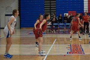JV Girls Basketball vs. Jay County