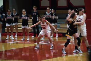 Girls ACAC Basketball Game 1 vs. South Adams