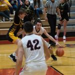 Boys ACAC Basketball Game 1 vs. South Adams