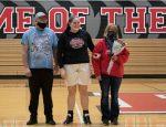 Varsity Girls Basketball vs. Northfield-Senior Night