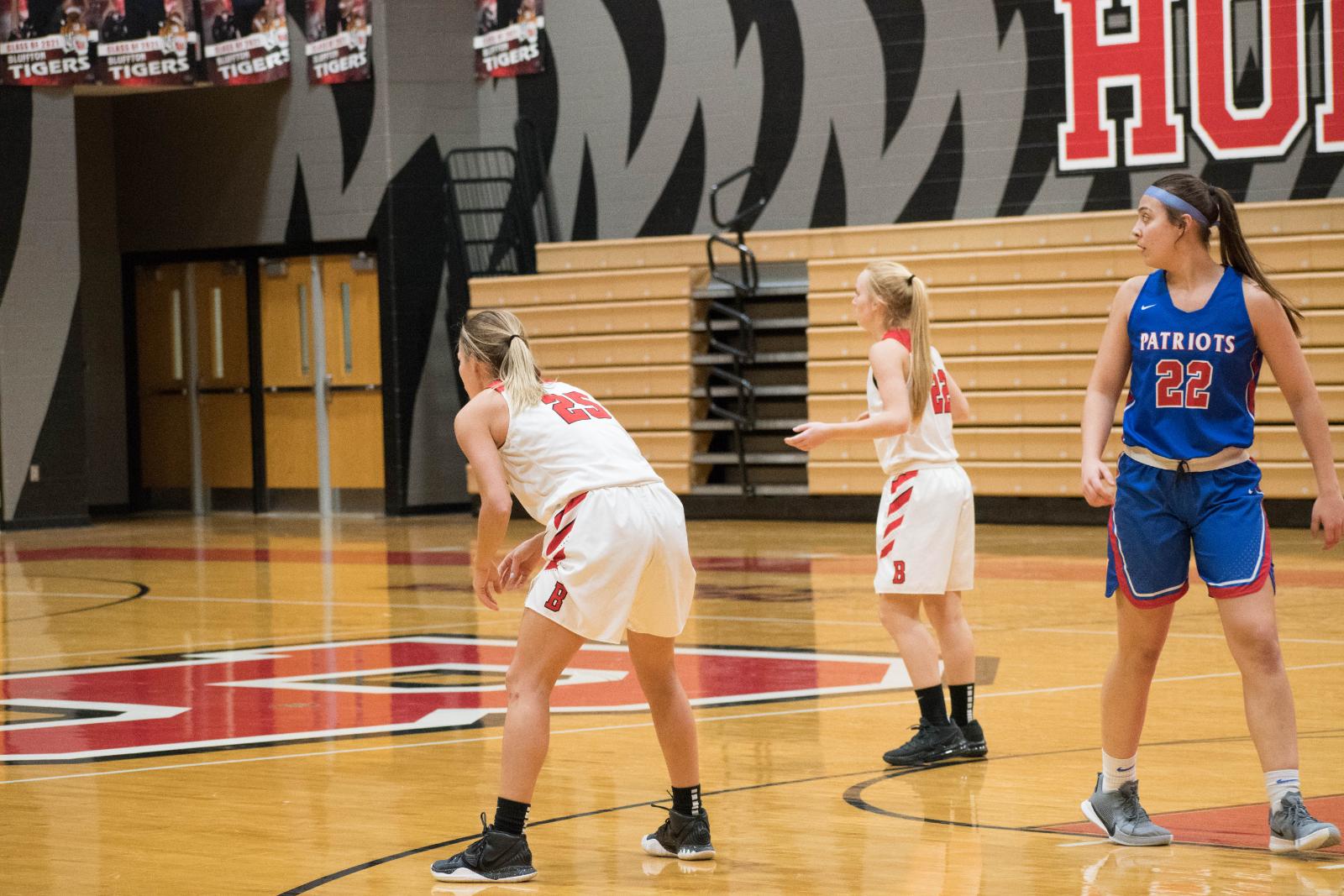 Girls Varsity Basketball vs. Jay County