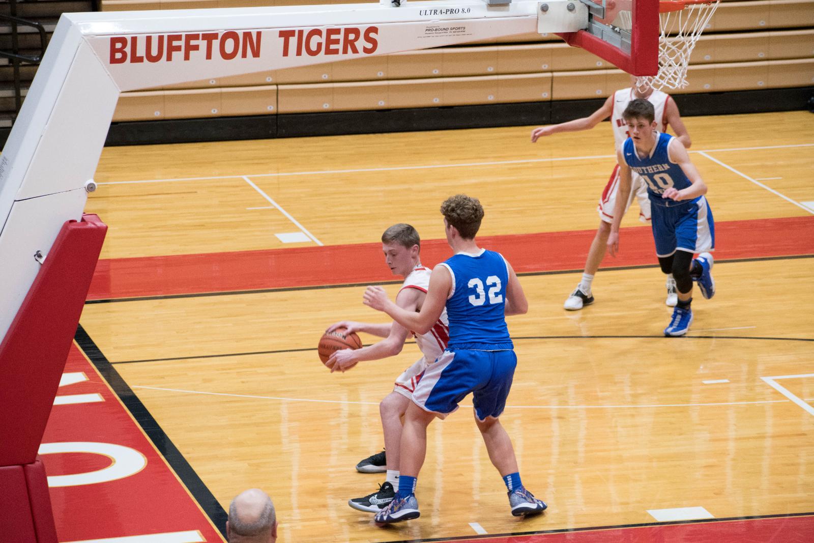 JV Boys Basketball vs. Southern Wells