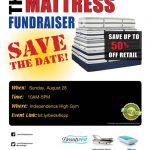 The 1st Annual KSJC Mattress Fundraiser!