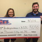 KSJC's First Annual Mattress Fundraiser is a Success!