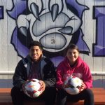 Winter Awards Week: Jesus Vasquez and Anita Lara Awarded the 2016-17 PSAL Soccer League MVPs