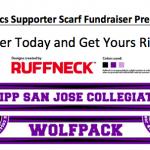 KSJC Supporter Scarf Fundraiser