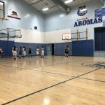 Girls Junior Varsity Basketball falls to Pacific Point Christian Academy 48 – 18