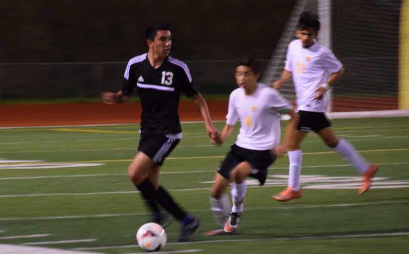 Jose Ibarra Finishes his High School Career as the KSJC Career Assists Co-Leader