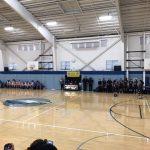 Girls Varsity Basketball Falls to Woodside Priory 64 – 24
