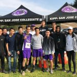 KSJC Boys Cross Country Competes in CCS Finals.  Finishes 11th in Division 5.