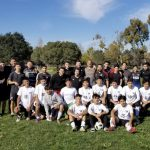 KSJC Hosts their 7th Annual Boys Soccer Alumni Game