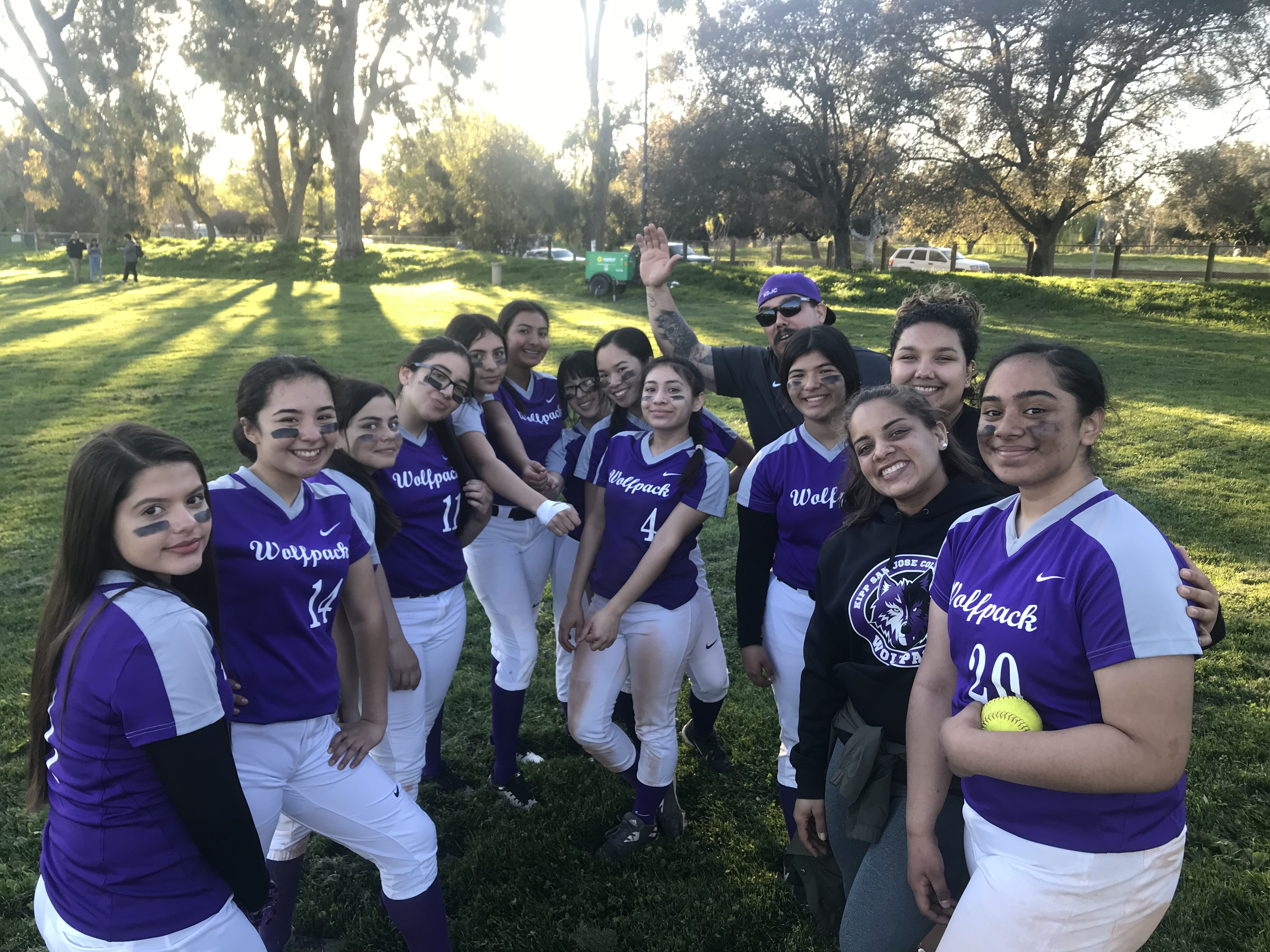 KIPP San Jose Collegiate Wolfpack Varsity Walks Away the Victor After Tense Back-And-Forth Against Downtown College Prep – ALUM ROCK