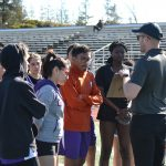 KSJC Competes in Program's First Ever Track & Field Meet at Independence High School